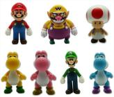 Action Figure Super Mario 12cm Serie2