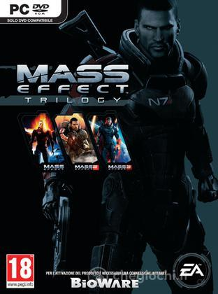 Confronta prezzi Mass Effect Trilogy