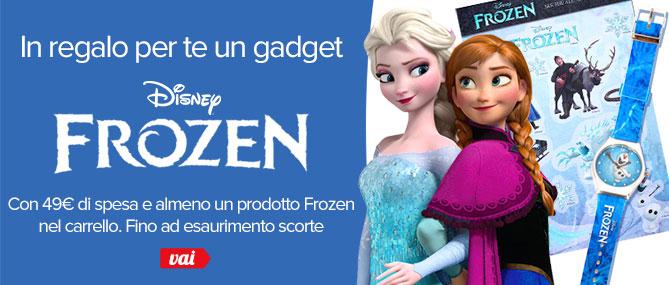 Promozione Frozen