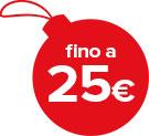 Giocattoli fino a 25 euro