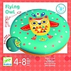 Frisbee Flying Owl (DJ02036)