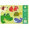 Animals Puzzle 2 pezzi (DJ08147)
