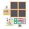 Le ludo lavagne. Giochi Montessori (7151)