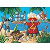 Il pirata e il suo tesoro - 36 pezzi