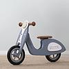 Scooter in legno blu (LD4385)