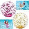 Pallone mare gonfiabile glitter 58070