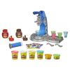 Play-Doh - Gelato Drizzy playset con pasta da modellare Kitchen Creations (E6688)