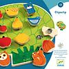 Clipaclip Albero con clip in legno (DJ01662)
