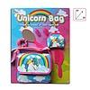 Bellezza borsetta unicorno con accessori (26852)