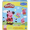 Peppa Pig Playset Play-Doh