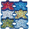 Sort your puzzle - set da 6 vaschette componibili (17934)