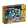 Mech per estrazioni spaziali - Lego Technic (31115)