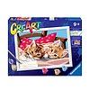 CreArt Serie D - Gattini sul cuscino (28938)