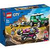 Trasportatore di buggy da corsa - Lego City (60288)