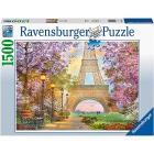 Puzzle 1500 pezzi Amore A Parigi (16000)