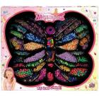 Set Perline Butterfly