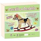 Cavallo a Dondolo con Suoni e Movimento Bocca (GG82002)