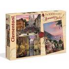 Puzzle 3x1000 Romantic (08005)