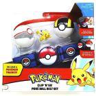 Pokemon cintura con pokeball