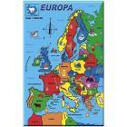 Puzzle Legno Europa (9645)
