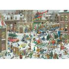 Comic 1000 Pezzi- Natale (13007)