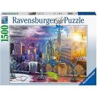 Puzzle 1500 pezzi Le Stagioni Di New York (16008)