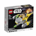 Microfighter Naboo Starfighter - Lego Star Wars (75223)