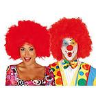 Parrucca Afro Rossa extra 4009