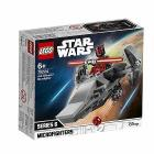 Microfighter Sith Infiltrator - Lego Star Wars (75224)