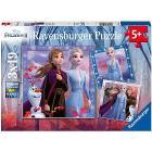 Frozen 2 - 3 x 49 pezzi (5011)