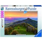 Puzzle 1000 pezzi Castello Di Hohenzollern (15012)