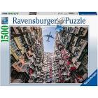 Puzzle 1500 pezzi Hong Kong (15013)