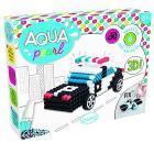 Aqua Pearl Auto Polizia 3D (ALD-AP17)