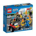 Starter set dei pompieri - Lego City Fire (60088)