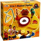 Stazione musicale 8 in 1
