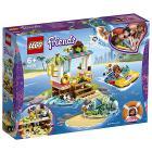 La Missione Di Soccorso Delle Tartarughe - Lego Friends (41376)