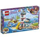 Il faro centro di soccorso - Lego Friends (41380)