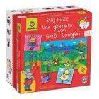 Baby Puzzle - Una giornata con Giulio Coniglio (62022)