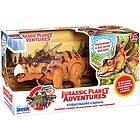 Jurassic Planet Dinosauro Stiracosauro a batteria