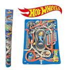 Tappetone 90x120 con Auto 42025 Hot Wheels
