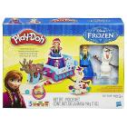 Play-Doh Slitta Frozen (982740)