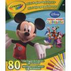 Mini pagine da colorare Mickey Mouse Club House