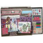 Monster High set da disegno Fashion Portfolio C/Art Set (FA64029)