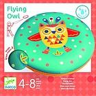 Frisbee Flying Owl (DJ02036)