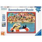 Minions giallo amici Puzzle 150 pezzi XXL (10037)