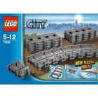 LEGO City - Binari flessibili (7499)