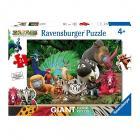 Puzzle 24 Giant Pavimento Zafari (03039)