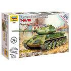 Carro armato T-34/85 Soviet Medium Tank 2 Guerra Mondiale 1/72 (5039)