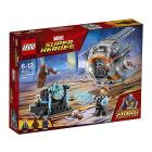 Thor's weapon quest - Lego Super Heroes (76102)