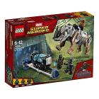 Resa dei conti con Rhino alla miniera Black Panther - Lego Super Heroes (76099)
